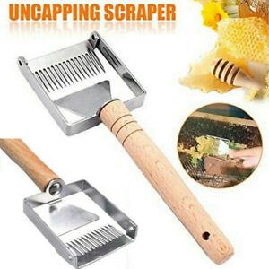 1pcs-Uncapping-Honey-Fork-Scraper-Shovel-Beekeeping-Apiculture-Farm-Equipment