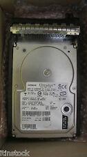 """Dell / Hitachi Ultrastar ic35l073ucdy10-0 3.5 """" 73GB Ultra320 SCSI HDD W / Caddy"""