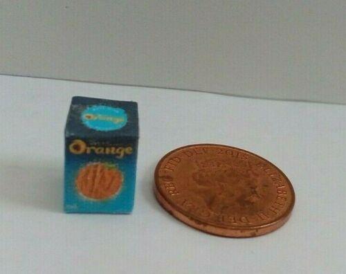 SCALA 1//12 TERRYS CHOCOLATE Orange Box dollshouse Dolci in miniatura Display **