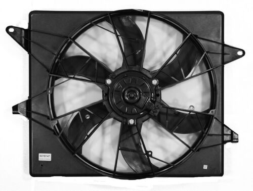 Dual Radiator and Condenser Fan Assembly OMNIPARTS 16024170