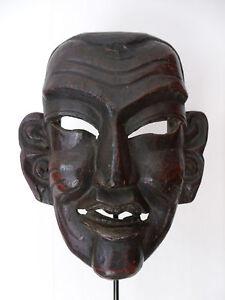 Antique-Monpa-Mask-Tibet-Himalaya-China-tibetan-mask