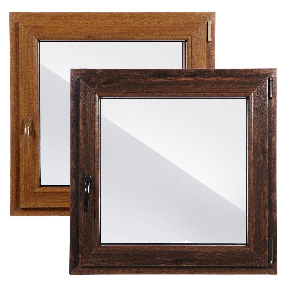 UPVC TILT - TURN PVC Double Glazed Window DIFFERENT COLOURS 550 mm WIDTH