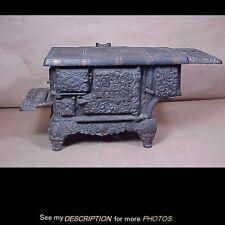 Antique Toy / Salesman Sample Cast iron Eagle Cook Stove