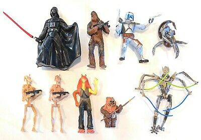 Star Wars PVC Figurines CHOOSE Combine Shipping! Disney//Lucasfilm