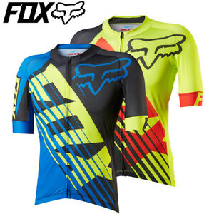 Image is loading Fox-Ascent-Le-Savant-XC-Cycling-Jersey-2015- 615bb57fa