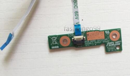 Asus X550JX X550LA X550LC A550CA K550CA X550CC X550E Power Button Switch Board
