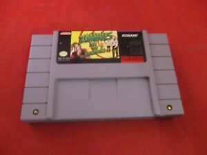 Zombies-Ate-My-Neighbors-Super-Nintendo-SNES-game-WORKS