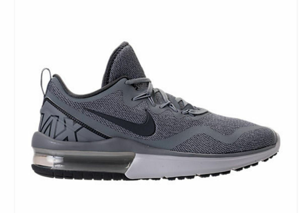 NIKE MENS AIR MAX FURY RUNNING SHOES  AA5739-004 MULTIPLE SIZES