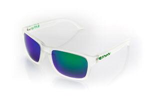 Frame Trasparente Sunglasses Green Lens Ethen Occhiali Sole Modello Ice Da vZXBwq