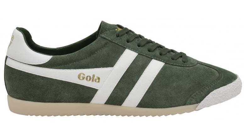 Gola classics scarpe Uomo shoes Harrier 50 suede  CMA501 Trainer Vintage