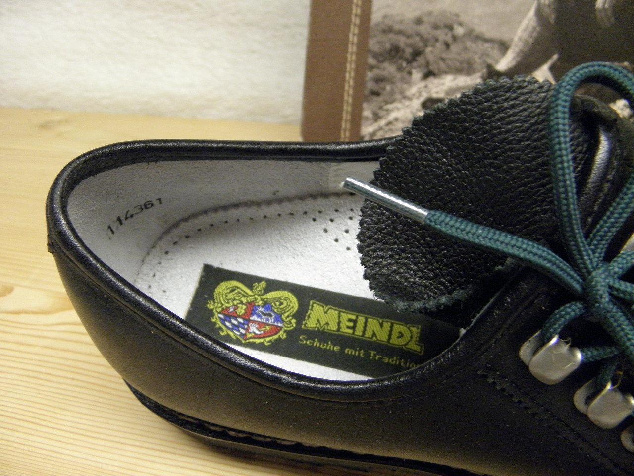 Meindl ® rotuziert  bisher   Trachtenschuhe Trachtenschuhe Trachtenschuhe  Haferlschuhe (D524) 93db93
