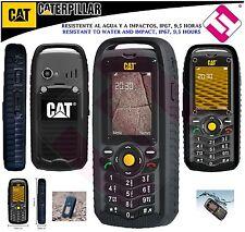 CAT CATERPILLAR B25 RESISTENTE TELEFONO MOVIL A PRUEBA DE POLVO, CHOQUES Y AGUA