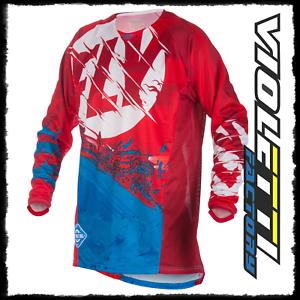 Maglia-cross-enduro-FLY-RACING-Kinetic-outlaw-rosso-blu