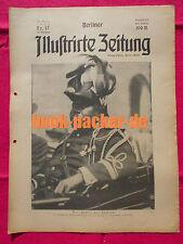 BERLINER ILLUSTRIRTE ZEITUNG 1923 Nr. 17:Die Ausweisung der dt. Eisenbahnbeamten