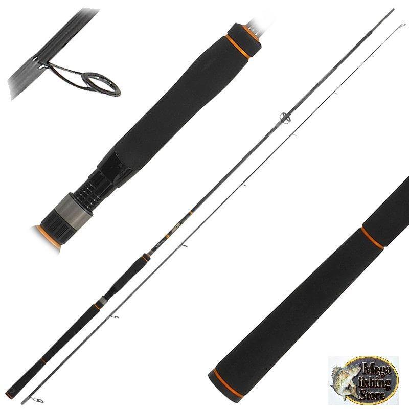 Pezon & Michel street pesca Hiker Hard & Soft 2,70m 721gr. WG SPIN stadia