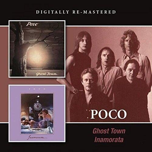 Poco - Ghost Town/Inamorata [New CD] UK - Import
