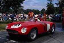 Metal Sign 717098 3 Litre Ferrari 750 Monza Spider 1954 55 A4 12X8 Aluminium