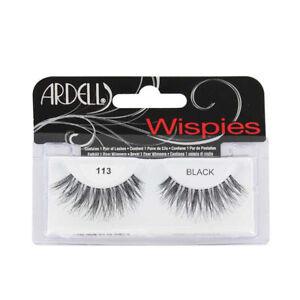 d3e3e4a075e Ardell Fashion Fake Eyelashes Lashes 113 Black C301 for sale online ...