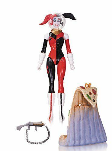 DC Comics Designer Series Conner scaphandre Harley Quinn Af