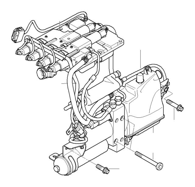 Bmw Oem M5 M6 Smg Hydraulic Unit 21542282998 For Sale Online