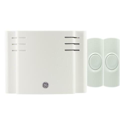 GE Wireless Door Chime with 8 Unique Sounds