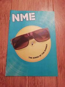 NME MAGAZINE 28 JULY 2017 CHESTER BENNINGTON ( LINKIN PARK ) & MORE EXCELLENT