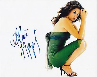 Entertainment Memorabilia Autographs-original Nice Shiri Appleby Signed W/coa 8x10 Autograph Unreal Tv Show Star