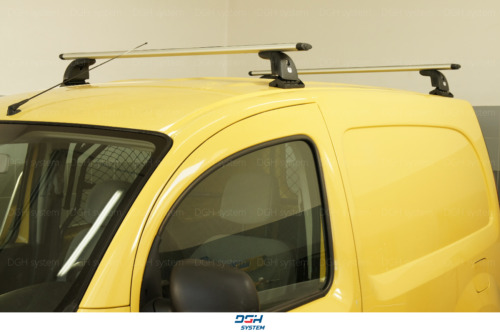 Dachträger Für Subaru Tribeca B9 06-07 mit Fixpunkten Aluminium Silbern 130cm