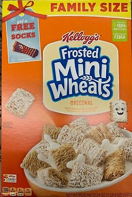 FROSTED MINI WHEATS CEREAL 24 OZ BOX