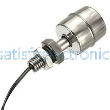 Mini Indicator Vertical Water Level Sensor Stainless Steel 45mm Float Switch