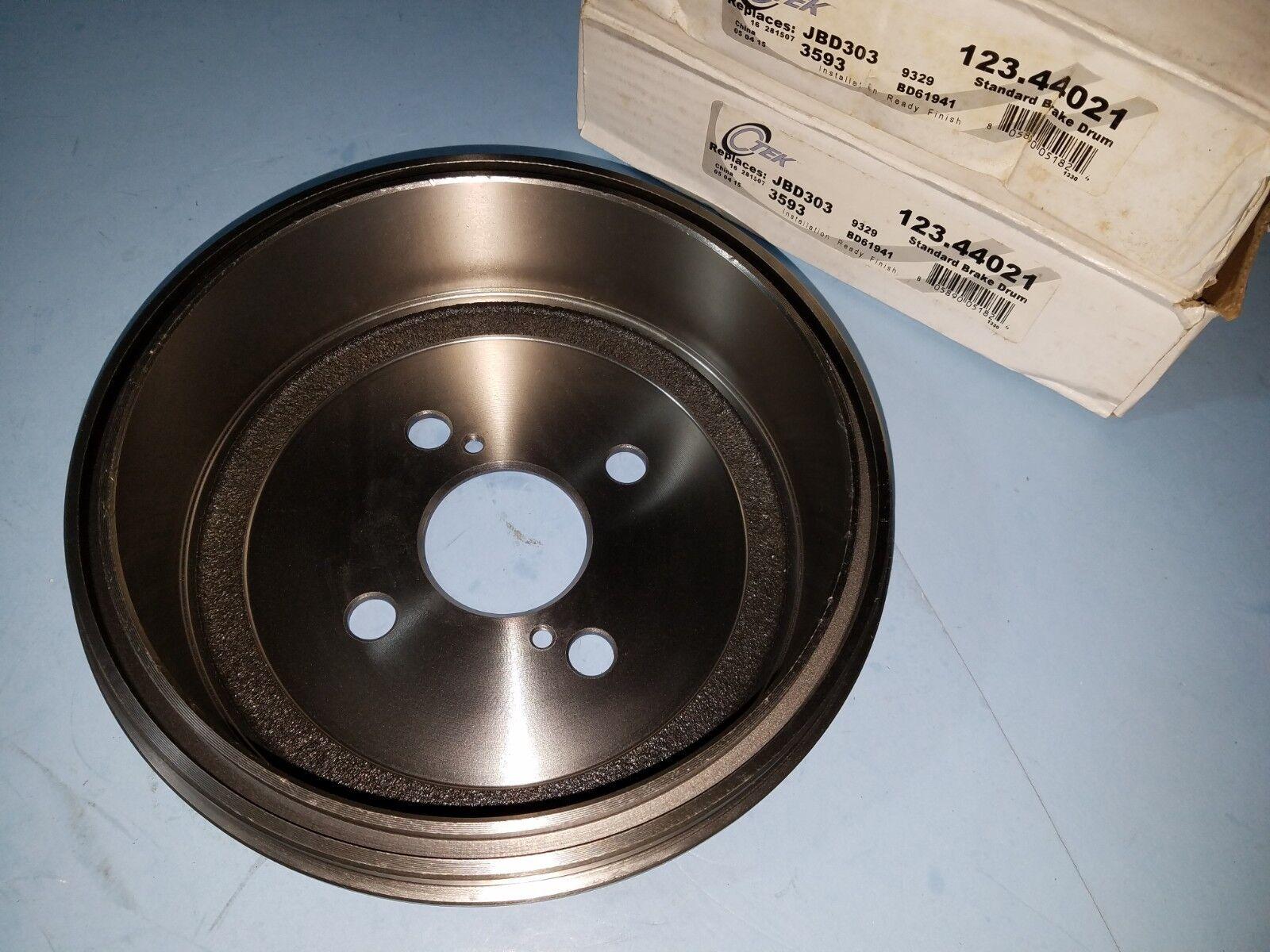Centric Parts 123.44021 C-Tek Standard Brake Drum