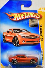 HOT WHEELS 2009 NEW MODELS '10 CAMARO SS #26/42 RED FACTORY SEALED