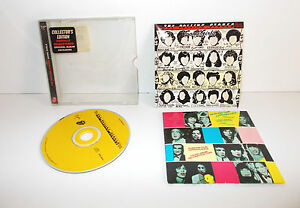 ROLLING-STONES-Some-girls-CD-Reissue-1994-Sleeve-cardboard-replica
