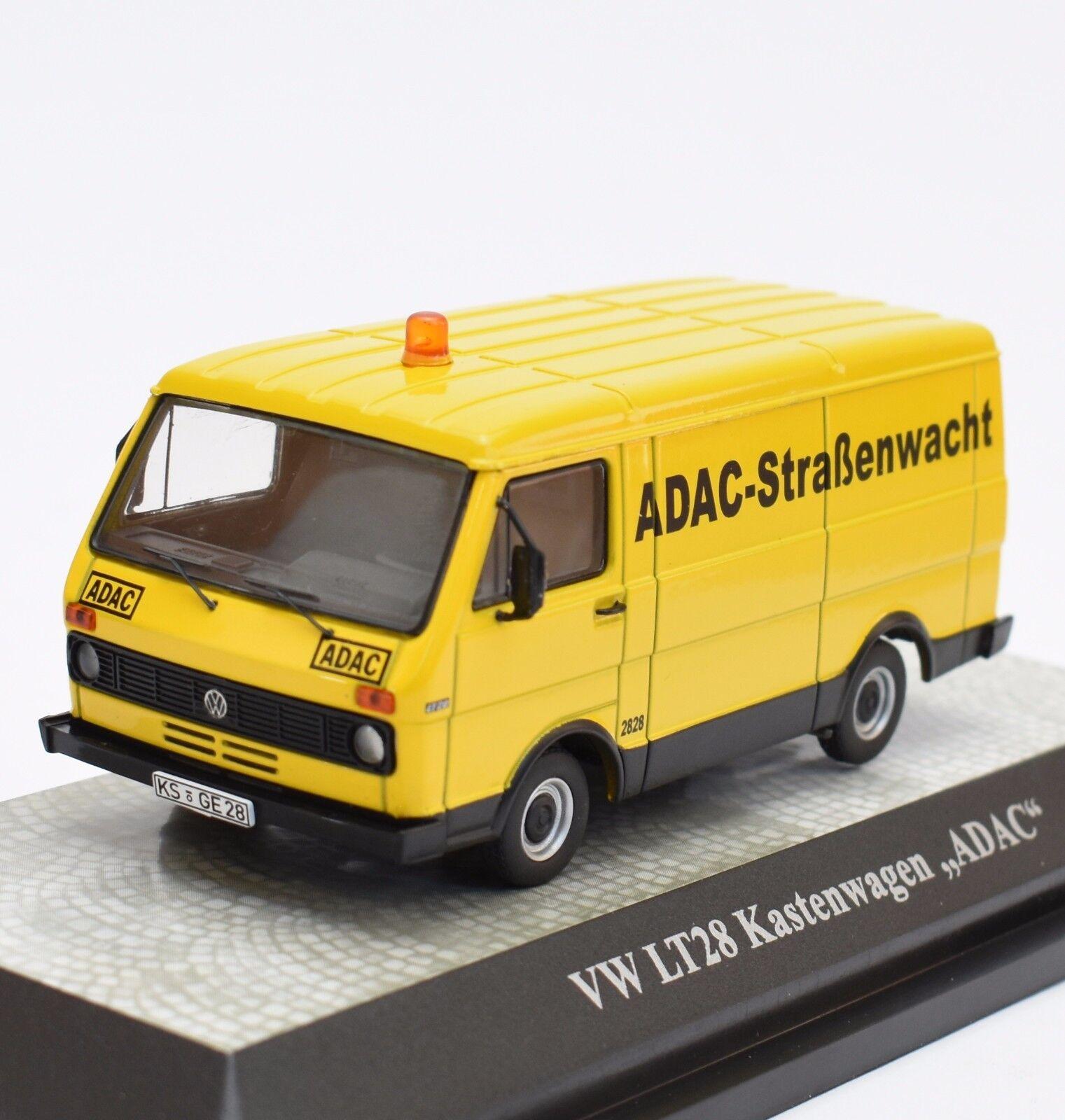 Premium ClassiXXs VW Volkswagen LT 28 ADAC Straßenwacht, 1 43 ,OVP, B304    Sonderaktionen zum Jahresende