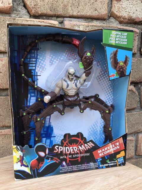 "Spider-Man: Into The Spider-Verse Scorpion 6"" Figure Toy"