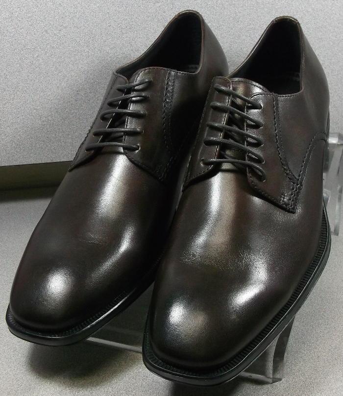 5901916 MS50 Chaussures Hommes Taille 9 M marron en cuir à lacets Johnston & Murphy