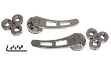 Hot Rod Rat Rod Street Rod Chrome Door Handles - Universal - Ford, Chevy, Dodge
