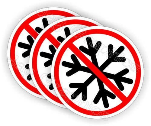 No Snowflakes Funny Hard Hat Stickers Helmet Decals Liberal Trump Sissy Cry Baby