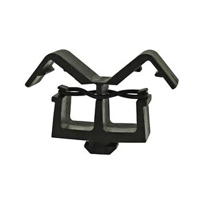 12316 80//20 Inc 25 Pack 15 and 40 Series Nylon Cable Tie Mounting Block