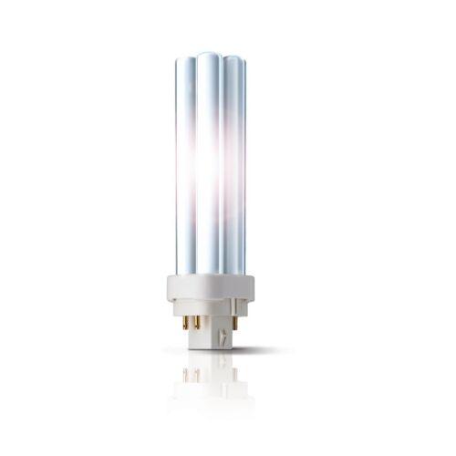 5x Philips Kompaktleuchtstofflampe MASTER PL-C 4P G24q 840 Neutralweiß 13W