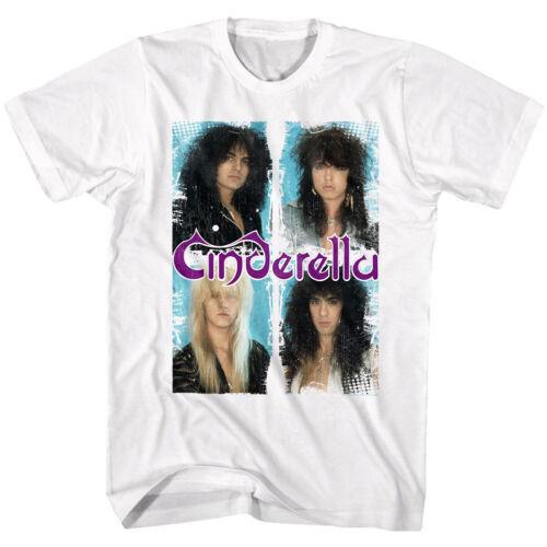 Cinderella Shake Me Album Cover Men/'s T Shirt Hair Metal Rock Band Photo Concert
