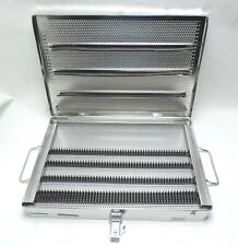 Weck Orthopedic Micro Surgical Instrument Sterilization Autoclave Container Case