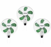 (3) Hydrofarm Acf16 Active Air 16 Wall Mountable Oscillating Hydroponic Fans on Sale