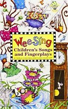 Wee Sing Children`s Songs and Fingerplays by Pamela Conn Beall, (Audio CD), Pric