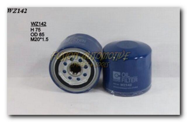 WZ142 Wesfil Cooper Multi Application Oil Filter - Ryco Equiv Z142