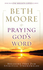 Praying God's Word a Christian Hardcover book by Beth Moore more FREE SHIPPING