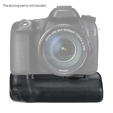 Multi-Power Battery Pack Grip Holder for Canon LP-E6 EOS 70D 80D Cameras F1F8