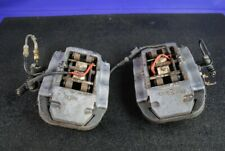 04 10 Vw Touareg Porsche Cayenne 4 Dual Piston Brembo Brake Calipers Rear Pair Fits Touareg