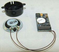 ESU 54499 Loksound Decoder V 4.3 32 Mbit 21 pol + Wunschsound