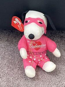 "VINTAGE VALENTINE ""SNOOPY"" chien par Whitman's"